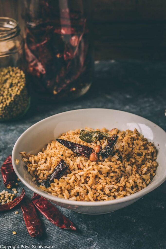 Corinader seeds rice