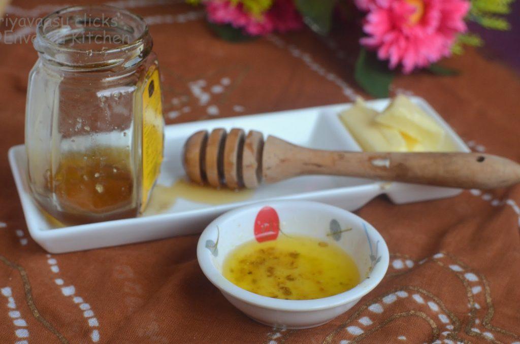 Dukkha spiced butter