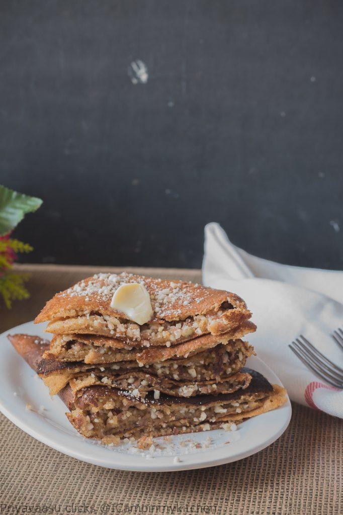 Apam Balik Malaysian Pancake