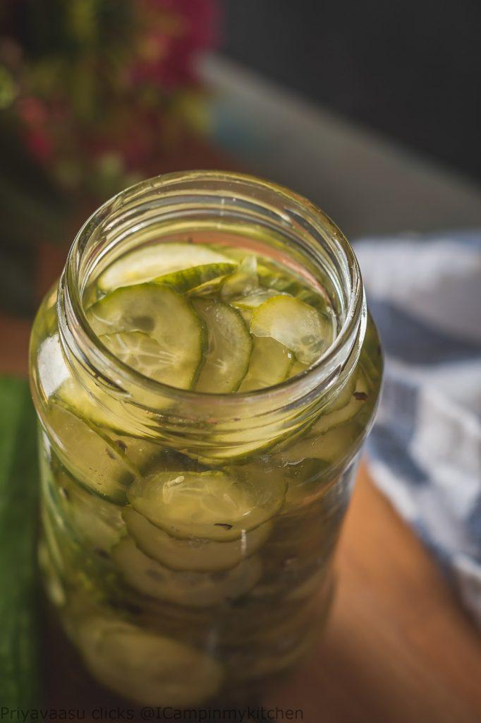 cucmber pickle