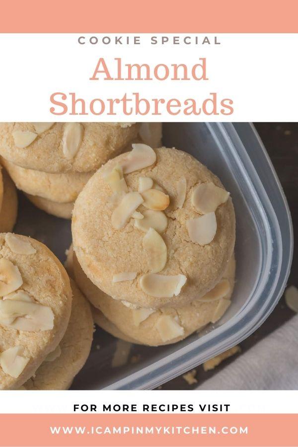 almond shortbread pin