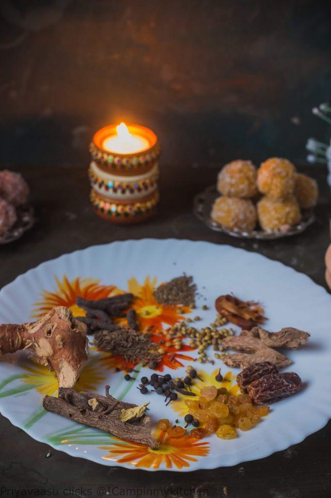 Deepavali legiyam ingredients