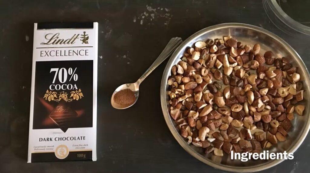 nut clusters ingredients