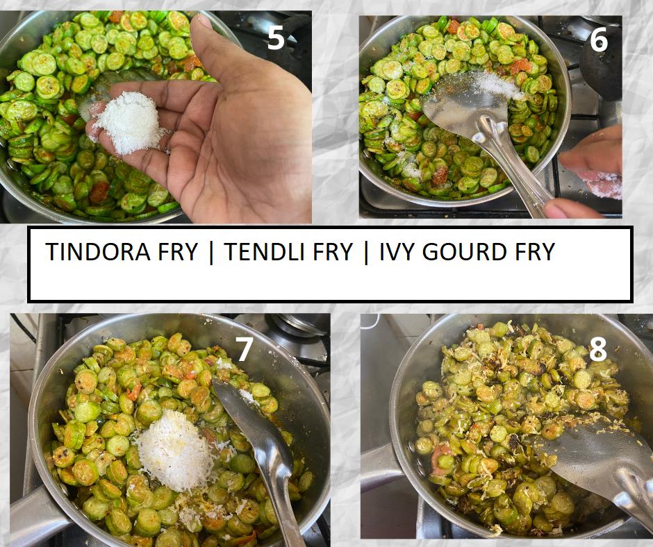 tendli fry making