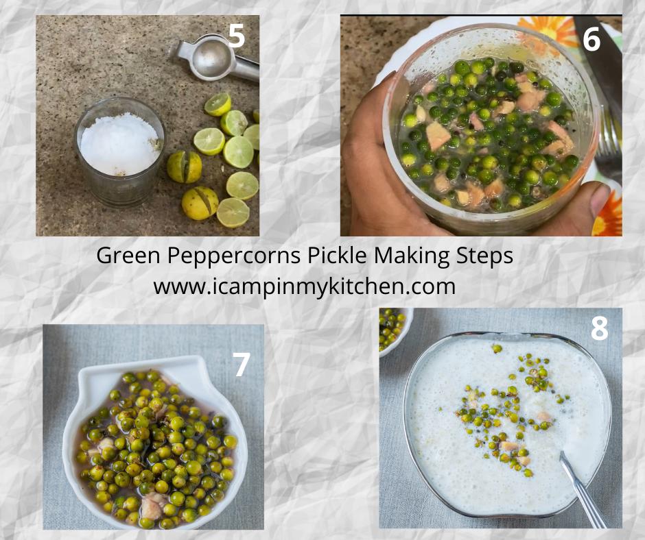 kurumilagu pickle making steps