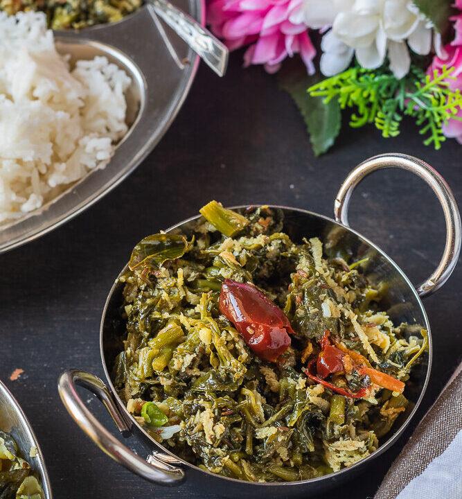 Keerai Curry