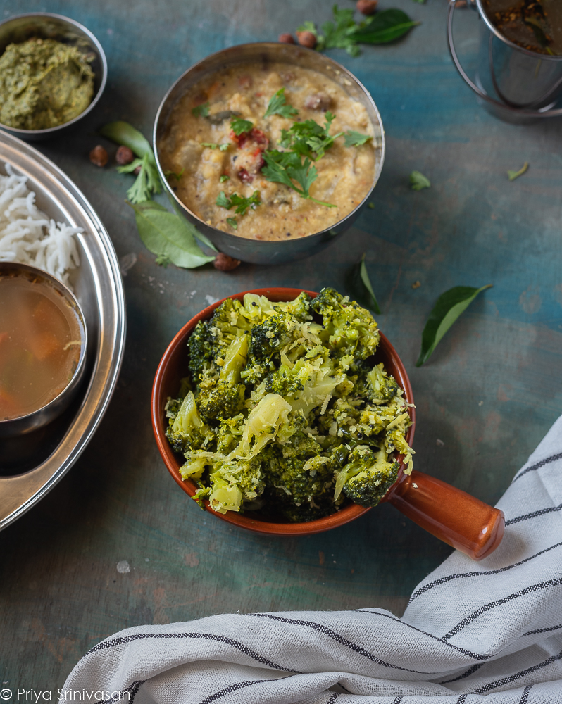 Broccoli Stir-fry