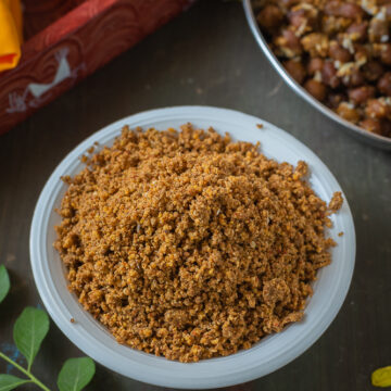 Sundal Spice Powder